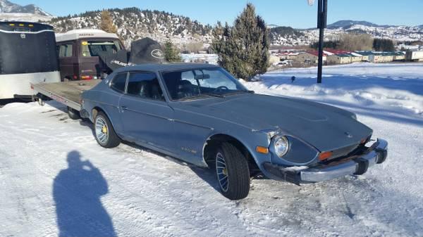 1975 Datsun 280Z 2+2 For Sale in Bozeman Montana