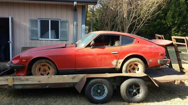 1976 Datsun 280Z For Sale in Fort Mill SC