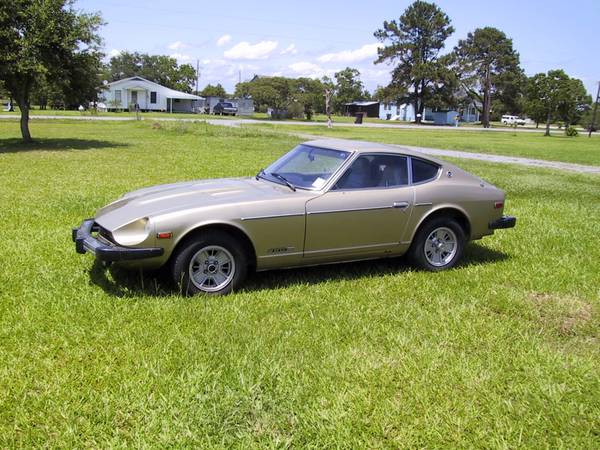 1978 datsun 280z for sale in lake charles louissiana. Black Bedroom Furniture Sets. Home Design Ideas