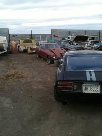 1977 Datsun 280Z For Sale in Visalia-Tulare CA