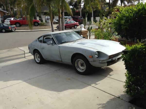 1978 Datsun 280Z For Sale in San Marcos CA