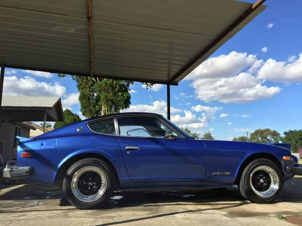 Datsun 280Z For Sale New Mexico: Craigslist Classified Ads ...