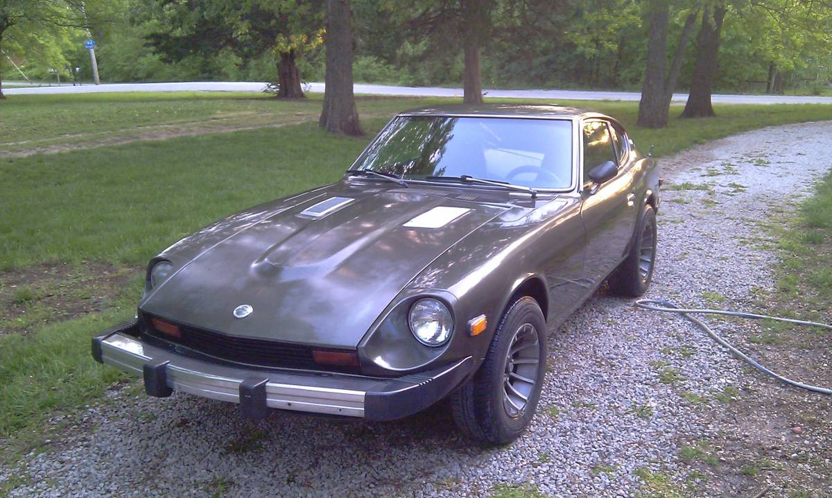 Datsun 280Z For Sale Lawrence: Craigslist Classified Ads ...