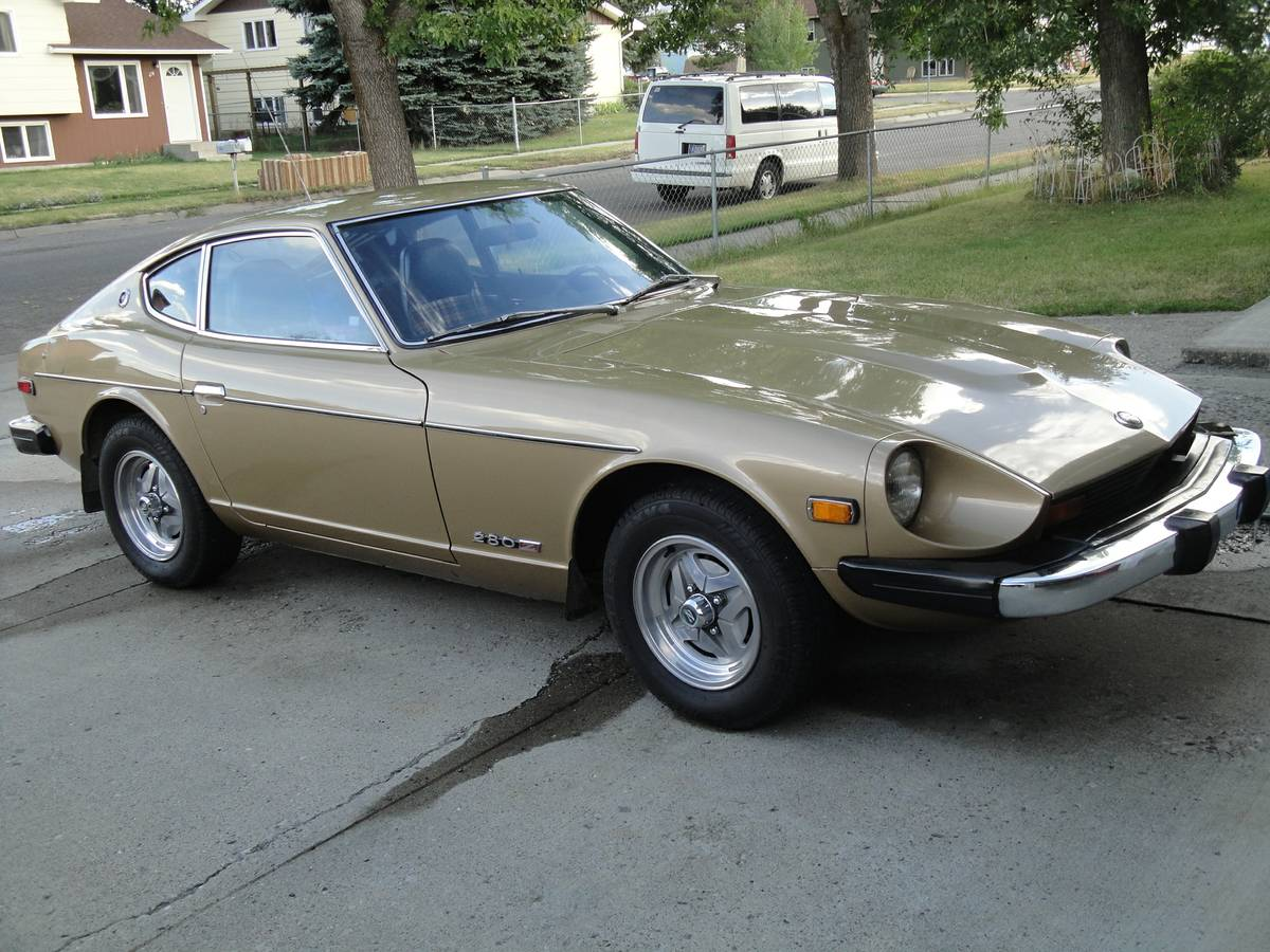 1975 datsun 280z 2dr coupe v6 manual for sale in bozeman for Cost to build a house in bozeman mt