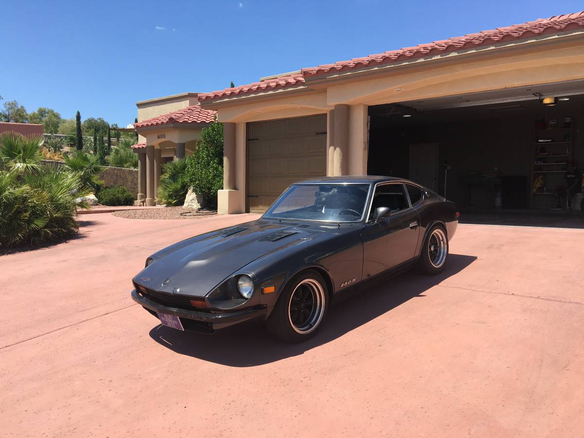 1977 Datsun 280z 5 Speed Manual For Sale In Las Cruces New Mexico