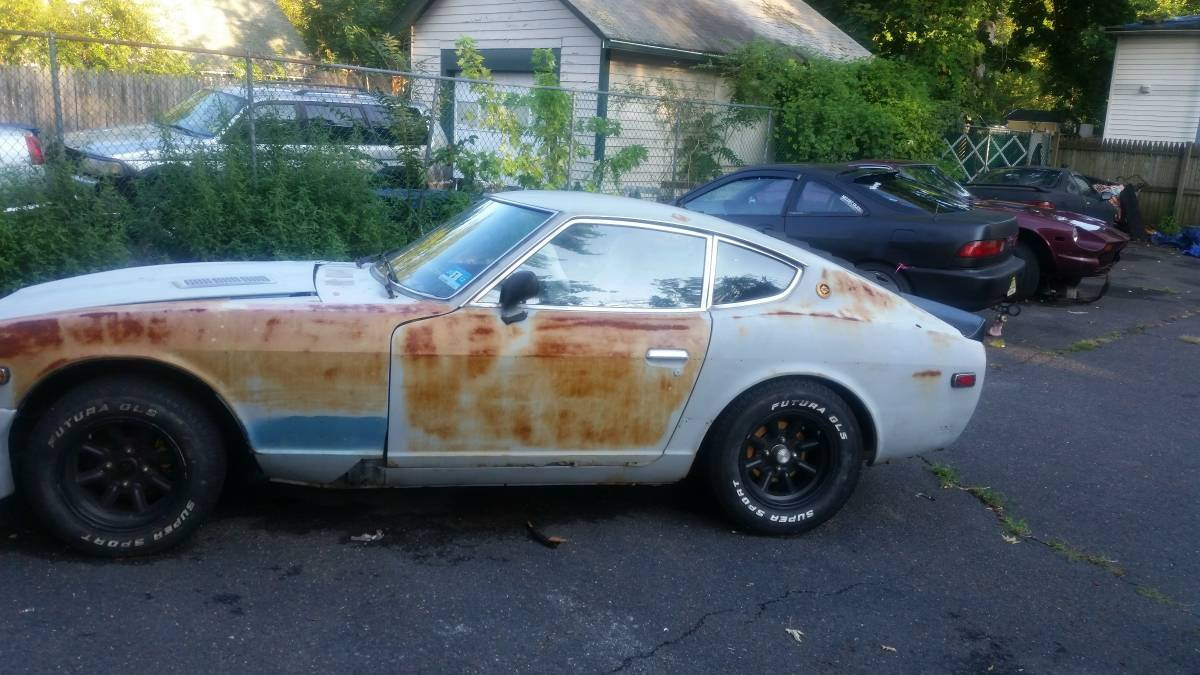 Datsun 280Z For Sale New Jersey: Craigslist Classified Ads ...