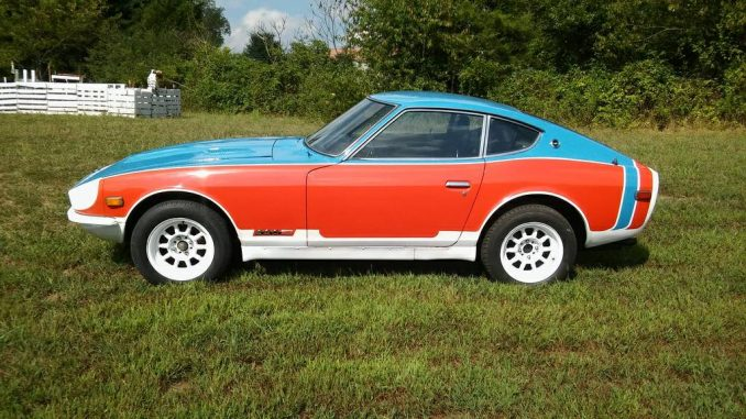1976 Datsun 280z 4 Speed Manual For Sale In Maryville Tennessee