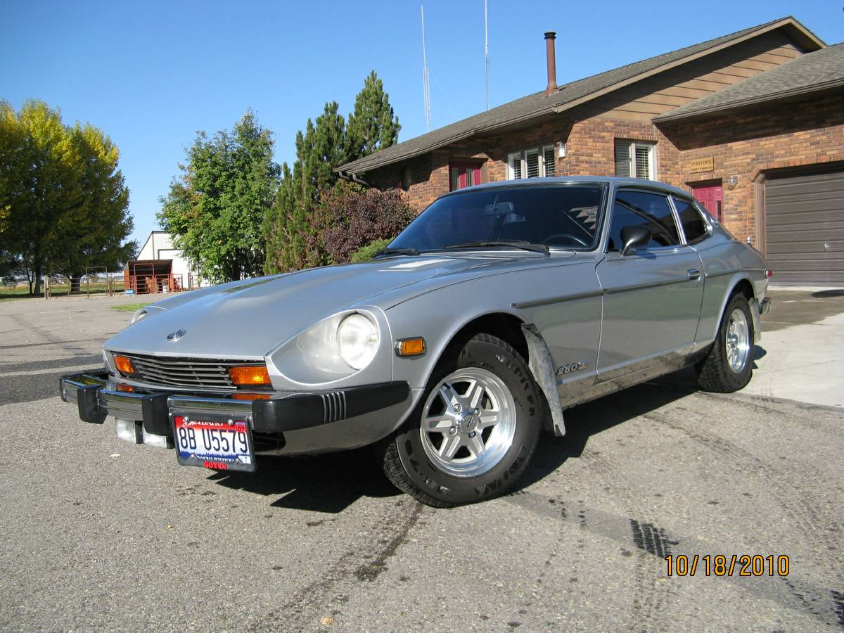 1978 datsun 280z 2 2 hatchback for sale in st george utah. Black Bedroom Furniture Sets. Home Design Ideas