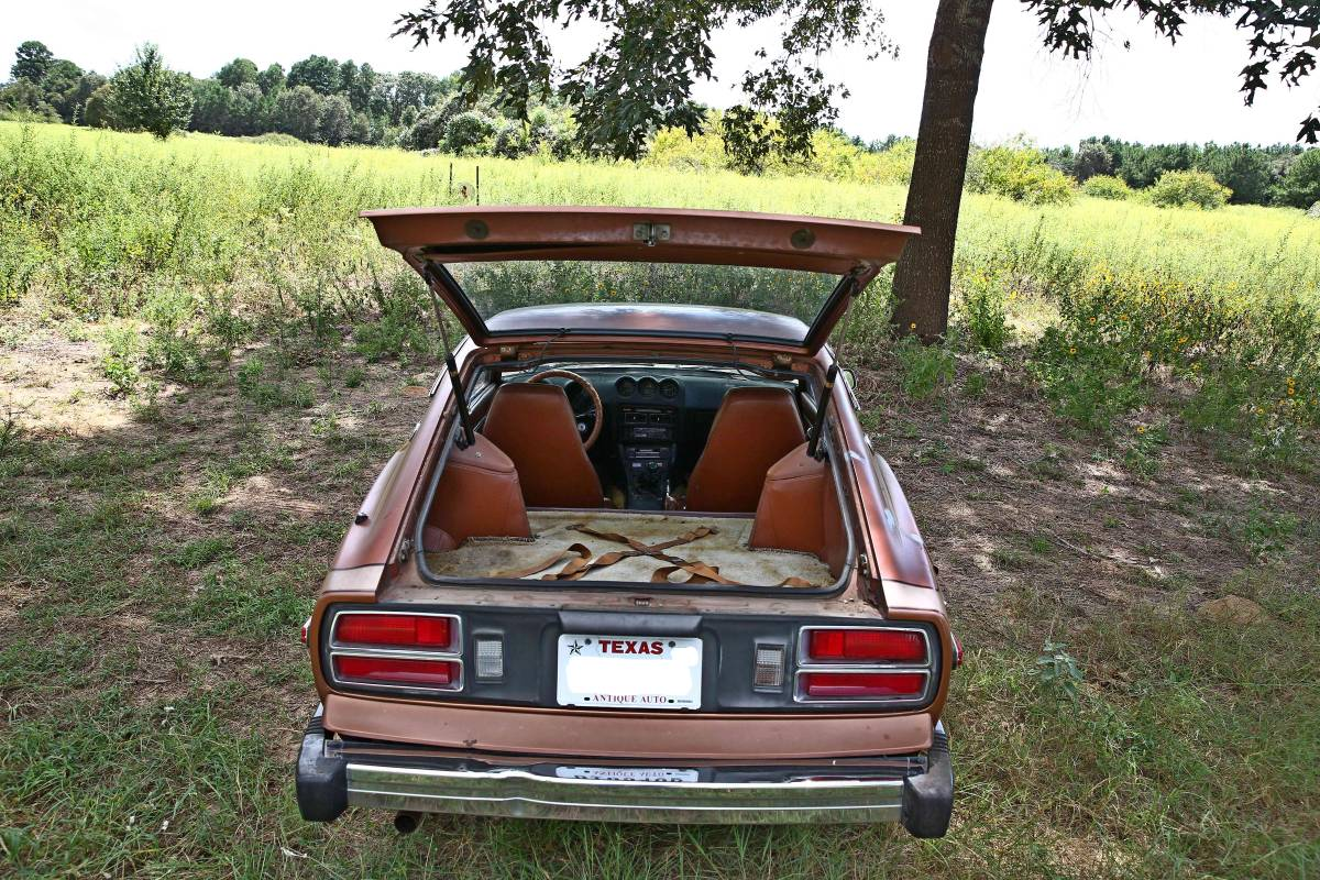 1978 Datsun 280Z 4-Speed Manual For Sale in Palestine, Texas