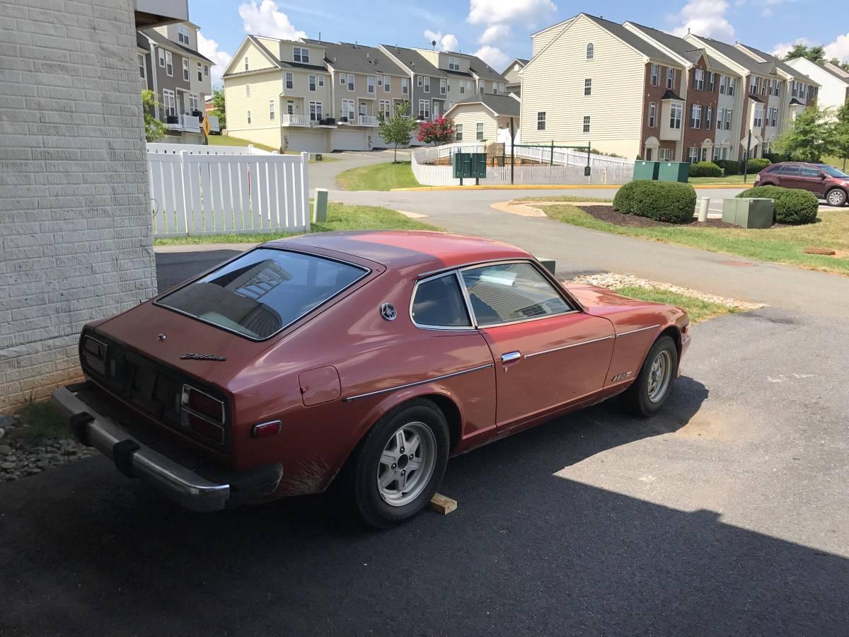 1976 Datsun 280Z L28 Manual For Sale in Charlottesville, VA