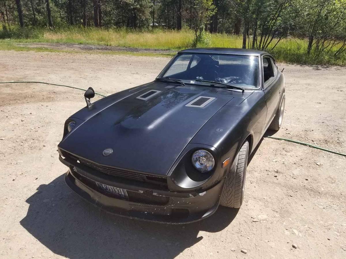 1977 Datsun 280Z 5 Speed For Sale in Missoula, Montana
