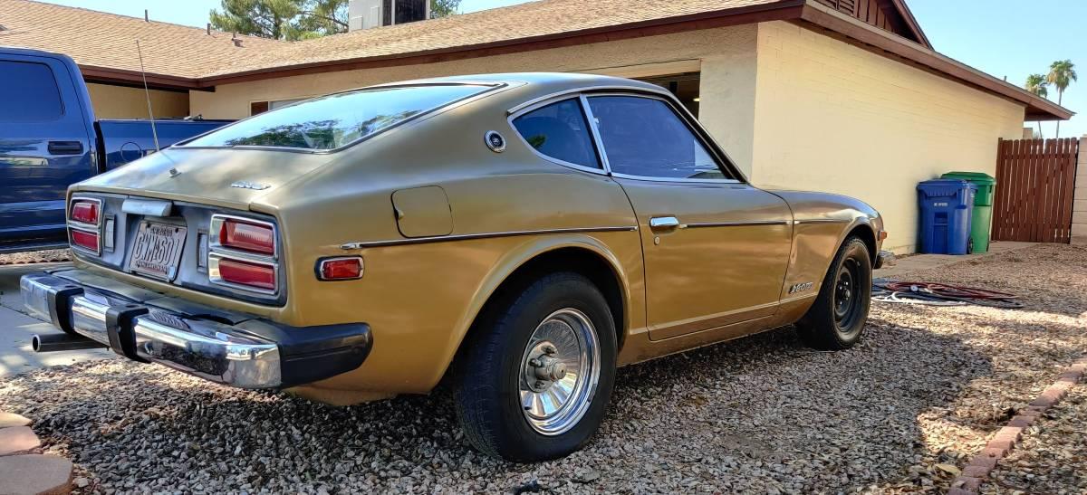 1975 Datsun 280Z 2.8L Inline Six Automatic For Sale in ...