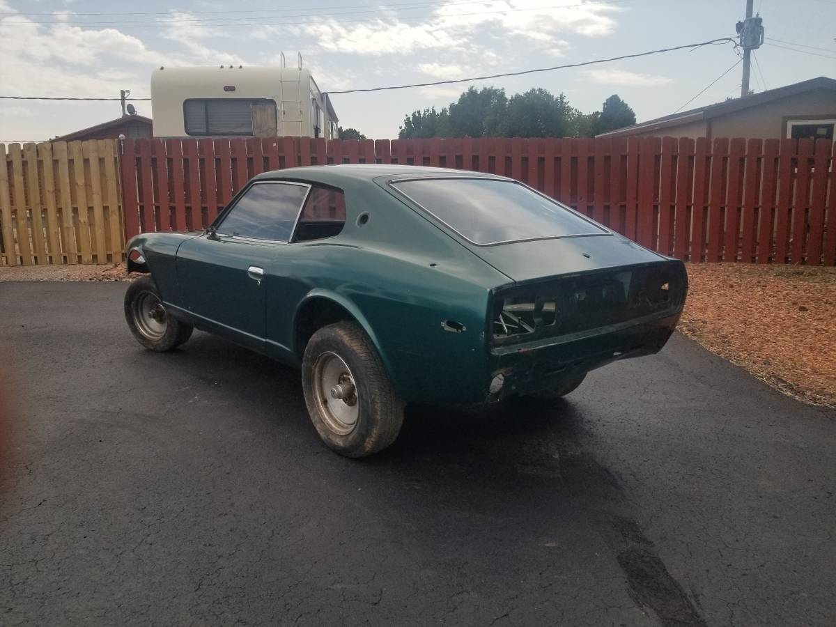 1975 Datsun 280Z 2+2 Project For Sale in Rapid City, South ...