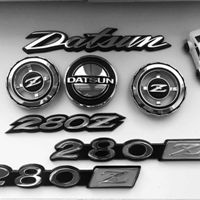 Z-Car 280z Emblem Kit